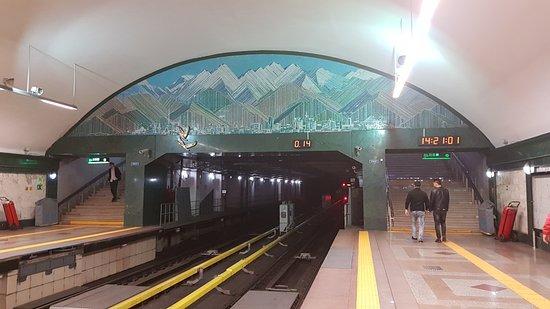Almaty Metro: Almaty subway