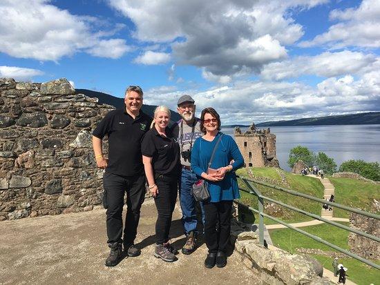 Solway Tours : Urqhuart Castle