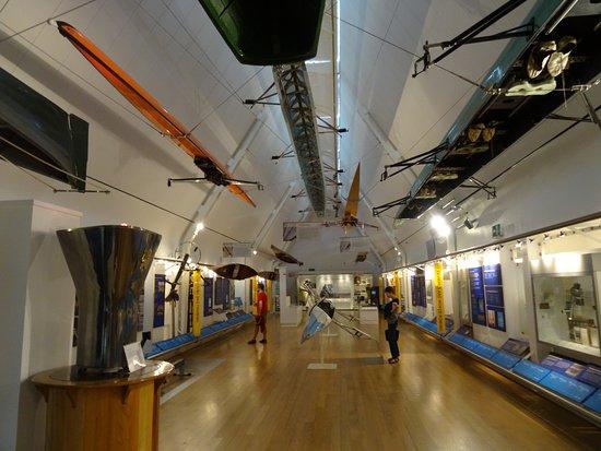 River & Rowing Museum: Interior 1