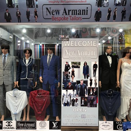 写真Phuket Tailor New Armani枚