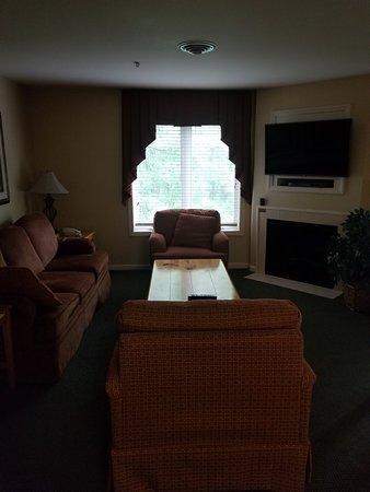 Χάνκοκ, Μασαχουσέτη: Living room for A residence