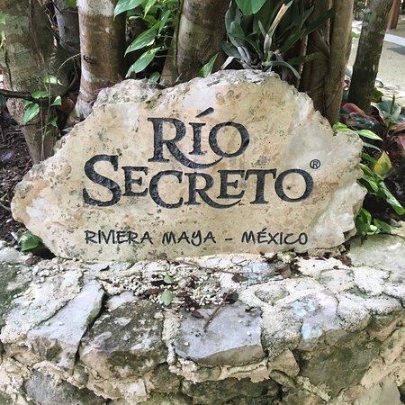 Rio Secreto照片