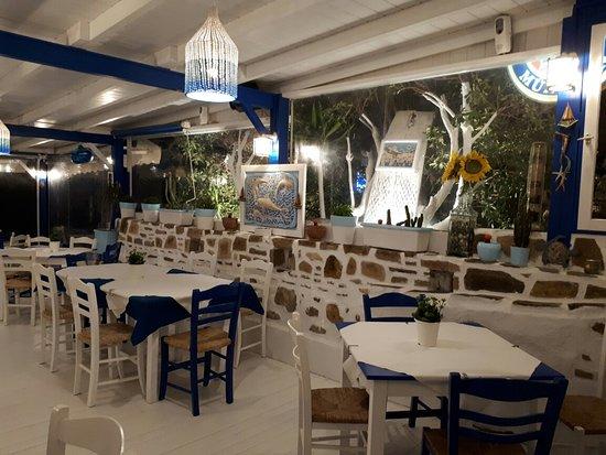 Taverna Psaropoula: Ψαροπούλα Ταβέρνα