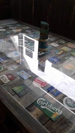Signoressa, Italia: ...tavolo particolare del locale...