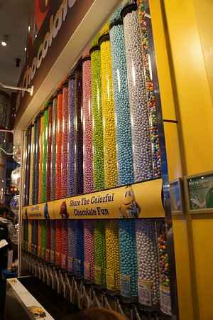 M&M World at Times Square