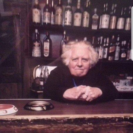 Cushendun, UK: Mary McBride's