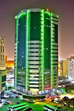 Window View - Picture of Alain Hotel Ajman - Tripadvisor