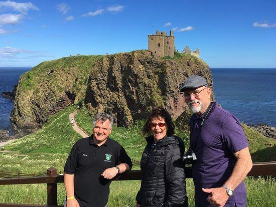 Solway Tours : Dunnottar Castle