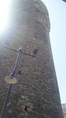 Galata Tower: Галатская Башня