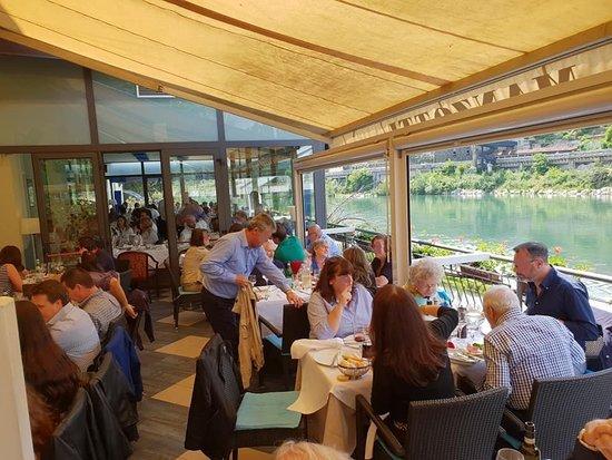 terrazza - Foto di Terrazza Manzotti, Canonica d\'Adda - TripAdvisor