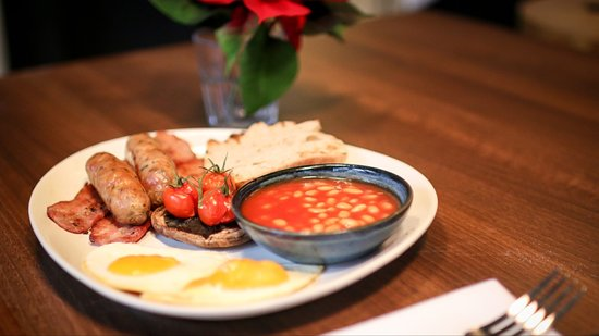 The Chelsea Pensioner : All-day breakfast