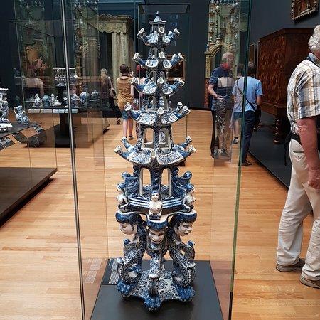 พิพิธภัณฑ์แห่งชาติ: Rijksmuseum