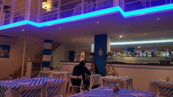 Zorbas Cucina Greca: interno locale
