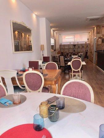 Restaurante B&B: Salón