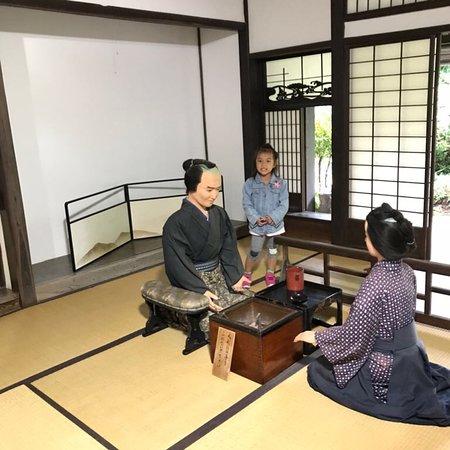 Samurai Houses Photo
