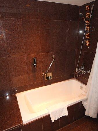 White Meadows - Manali: Bath tub