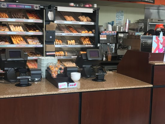 Morrisville, PA: Order Counter