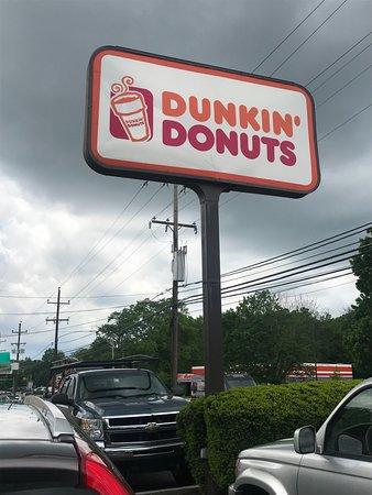 Morrisville, PA: Street Sign