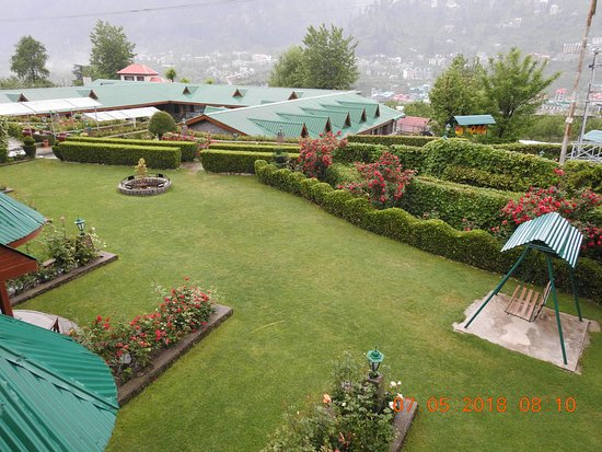 White Meadows - Manali : View from Balcony