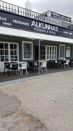 restaurant Akunhas in Odiaxere