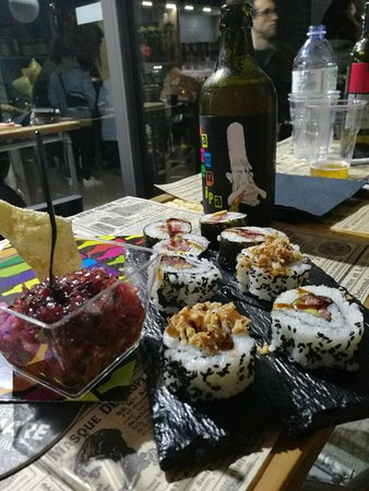 Macelleria Caputo: sushi di carne scottona