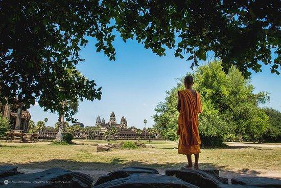 Amazing Angkor Adventure: thanks Ploy