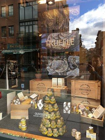 Foods of New York Tours: Truffles!
