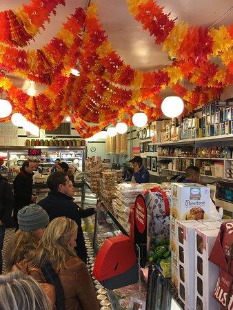 Foods of New York Tours: Inside Faicco's