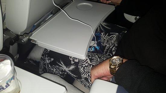藍色巴西航空照片