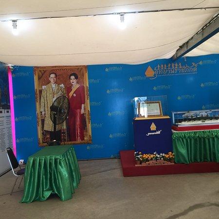 泰王国国王纪念广场照片