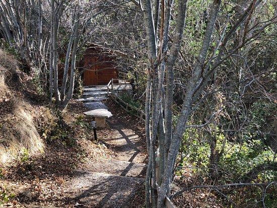 Villahermosa del Río, España: foto de la cabaña donde estabamos