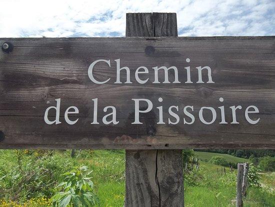 Le Tholy, Francja: pancarte