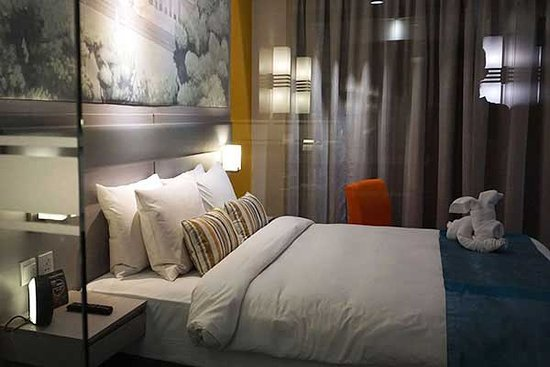Mercure Jakarta Cikini: Bedroom so comfy