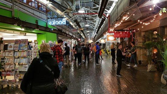 Chelsea Market: Vista general