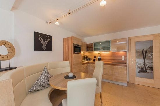 Appartements-Pension Renberg : Küche