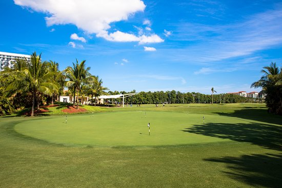 Doral, FL: Short Game Area