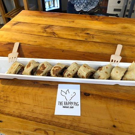 The Happy Pig Pancake Shop Amsterdam Photo