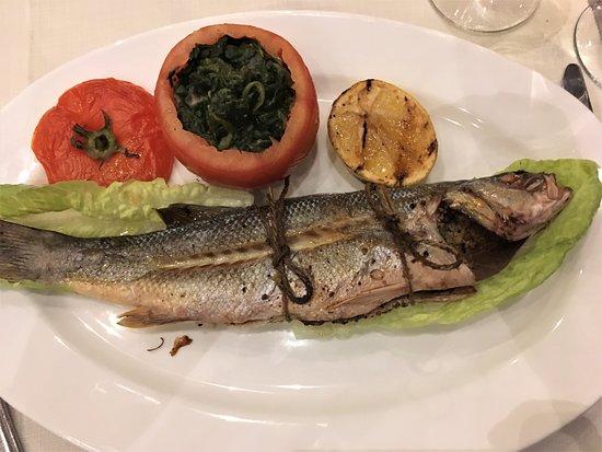 N Terrace: Otimo pesce