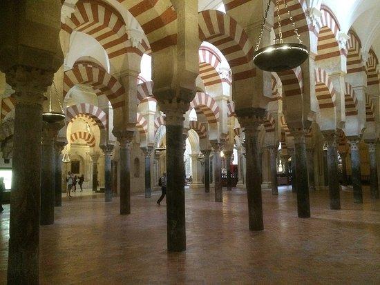 科尔多瓦清真寺及大教堂照片