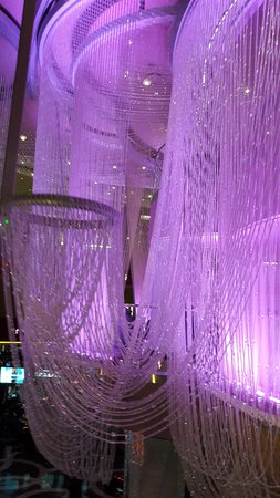 The Gallery at Aria: Interno