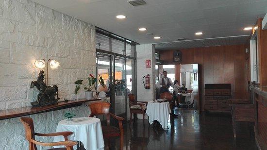 Gio & Posit Pizzeria Restaurante: entrada