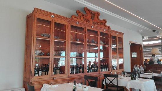 Gio & Posit Pizzeria Restaurante: restaurante