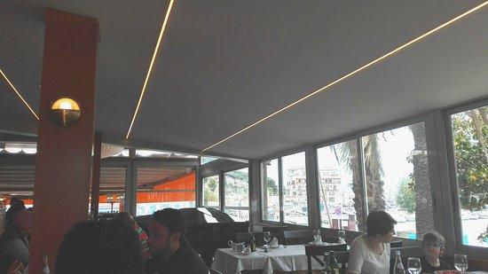 Gio & Posit Pizzeria Restaurante: local