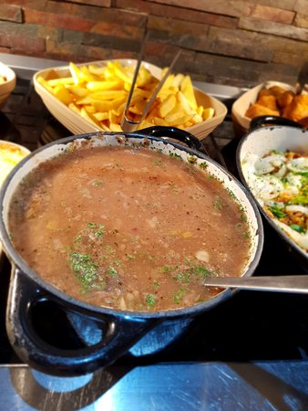 Touro : Hotpot thing I was talking about plus chips