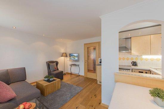 Appartements-Pension Renberg: Appartement für 2 bis 3 Personen