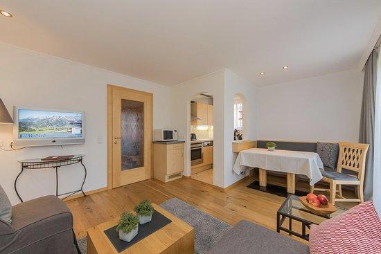 Appartements-Pension Renberg: Appartement mit 1 SZ