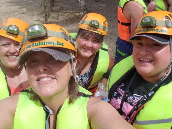 Cave Tubing and Zipline from Belize City: Ready to go