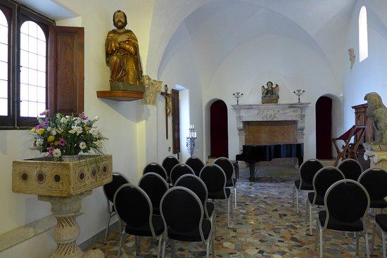 Villa San Michele: villa