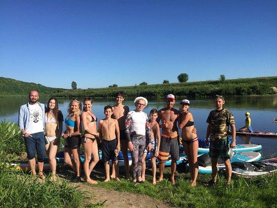 SURFVRN: Наша группа