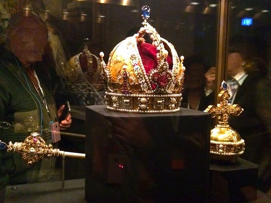 คลังสมบัติหลวง: Imperial Treasury of Vienna: Crown of Emperor Rudof II